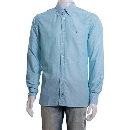 Camisa Social Masculina Tommy Hilfiger Th0887876527