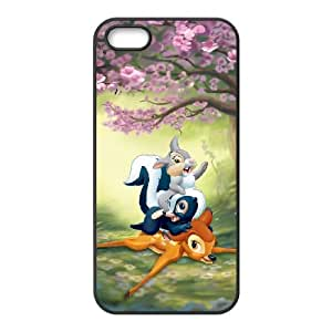 iPhone 4 4s Cell Phone Case Black Bambi II V8384710