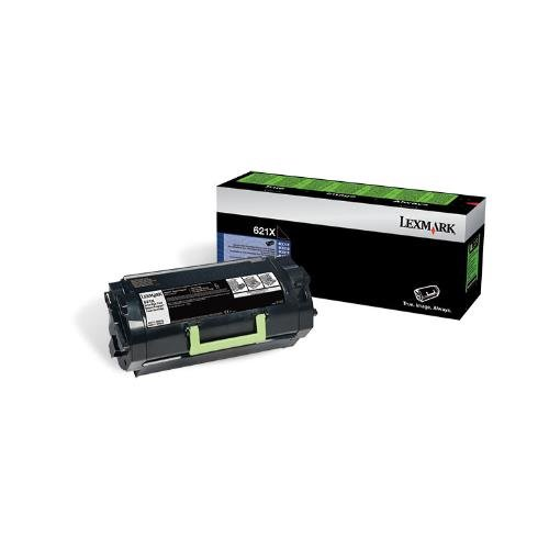 LEX62D1X00 - Lexmark 621X Extra High Yield Return Program Toner Cartridge