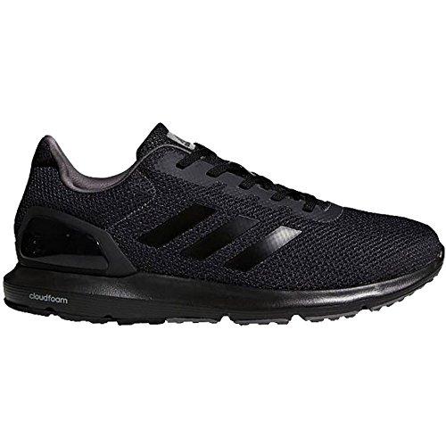 adidas Men Running Shoes Cosmic 2 Trainers Cloudfoam Training Black New