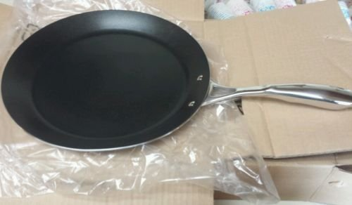 Tupperware Chef Series Culinary Collection Non Stick Stainless Steel 12'' Griddle