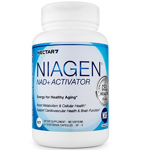 Nicotinamide Riboside Vegetarian Capsules Activator