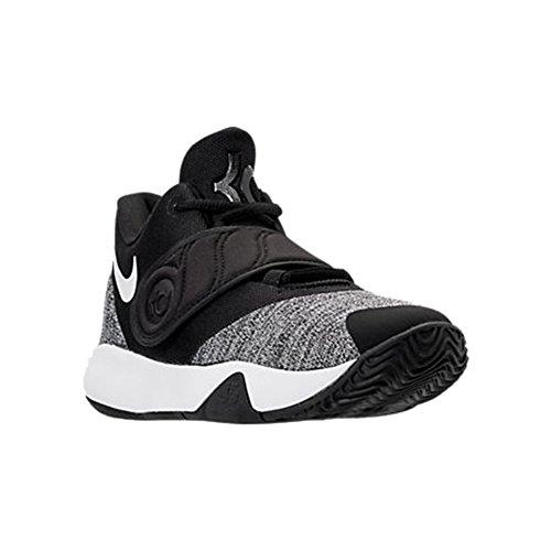 NIKE de VI Trey Basketball KD Black 5 Chaussures Noir GS White 001 garçon Black rqrZaUT