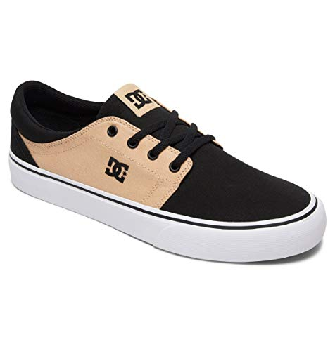 Dc Tx tan Hombre Zapatillas Shoes Para Black Trase rgqBrTwP