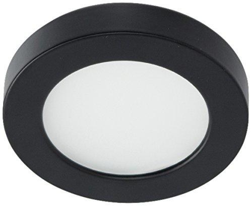 WAC Lighting HR-LED90-30-BK Contemporary Edge Lit LED HR-LED