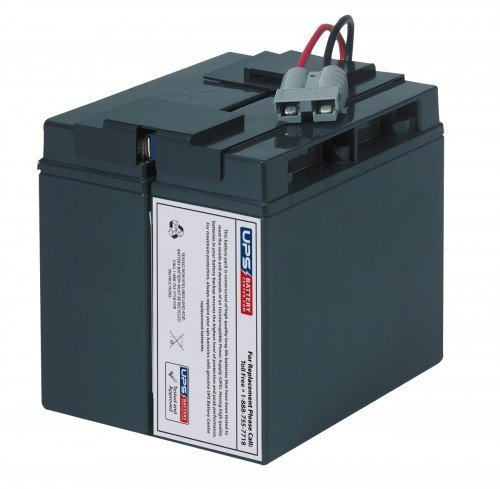 Replacement battery cartridge for SUA1500 by UPS Battery Center