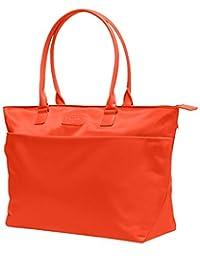 Lipault Paris Original Plume Shopping Bag Carry On Luggage, Orange