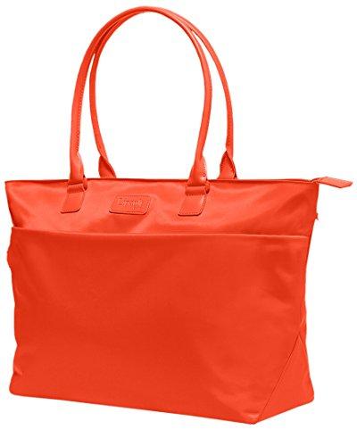 lipault-paris-original-plume-shopping-bag-carry-on-luggage-orange
