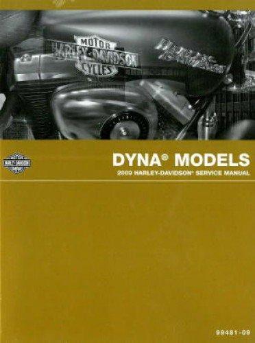 Read Online 99481-09 2009 Harley Davidson Dyna Motorcycle Service Manual pdf epub