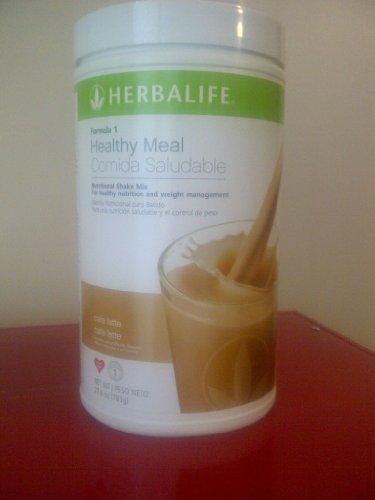 Herbalife Formula 1 Nutritional Shake Mix Cafe Latte 27.5oz(780g), Health Care Stuffs