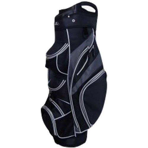 正確なゴルフArranger 14-wayカートバッグ2017ブラック B072M7DKM8