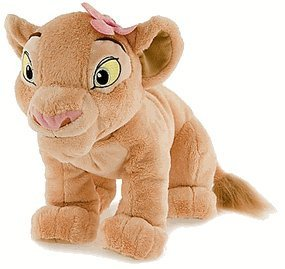 Lion King Disney Exclusive 11 Inch Deluxe Plush Figure Young Nala