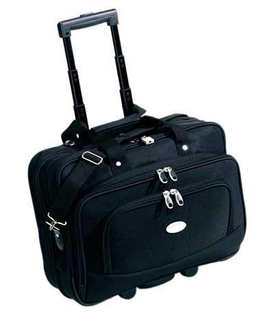 Trolley Boardcase Business Case mit durchdachter Aufteilung und Laptopfach