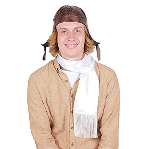 Beistle Aviator Hat & Scarf Set