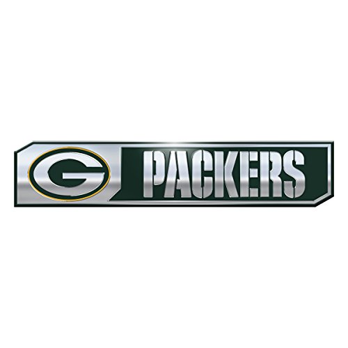 NFL Green Bay Packers Truck Emblem, ()