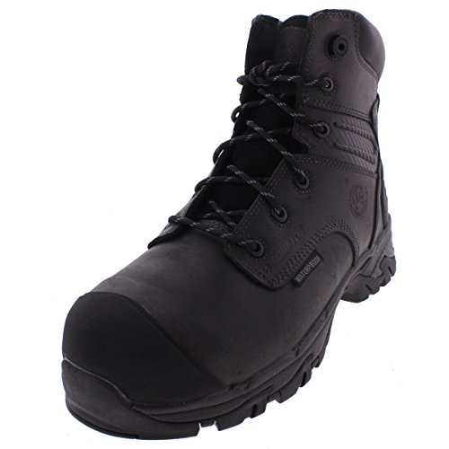 Justin Original Work Boots Mens Composite Toe Work Boots Black 7 Wide - China Justin