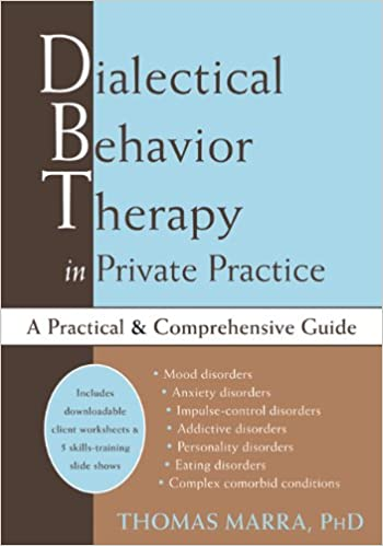 Amazon.com: Dialectical Behavior Therapy in Private Practice: A ...