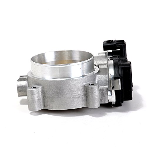 BBK Performance Parts 1842 Power-Plus Series Throttle Body 85 mm Bolt-On 12-24 HP Incl. OEM Electronics Power-Plus Series Throttle Body