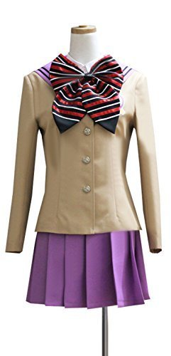 Dreamcosplay Anime Blue Exorcist female school Uniform Cosplay
