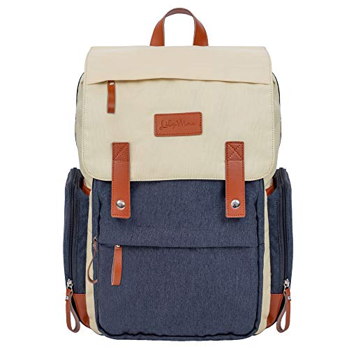 Lily Mae Diaper Bag Backpack product image