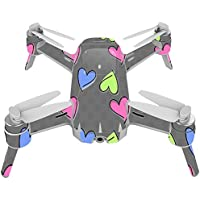Skin For Yuneec Breeze 4K Drone – Girly | MightySkins Protective, Durable, and Unique Vinyl Decal wrap cover | Easy To Apply, Remove, and Change Styles | Made in the USA
