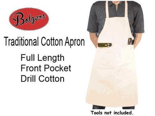 Bolgers Traditional Carpenters Craft Apron