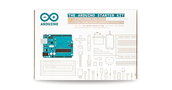 Amazon.com: Arduino K000007 kit para principiantes, oficial ...