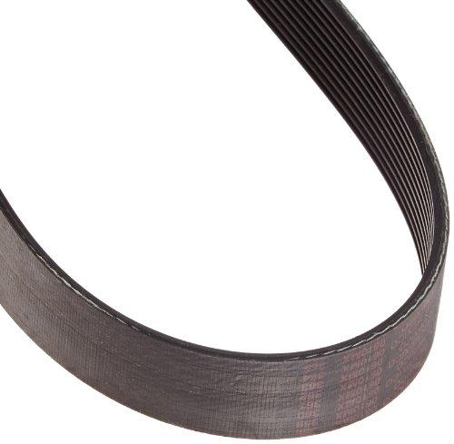 Gates 230J10 Micro-V Belt, J Section, 230J Size, 23