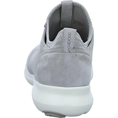 41 stringata sneaker s nebula Geox donna lightgrey 4xwXCC0
