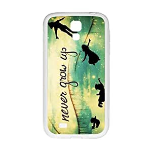 never grow up Phone Case for Samsung Galaxy S4 Case by Maris's Diary