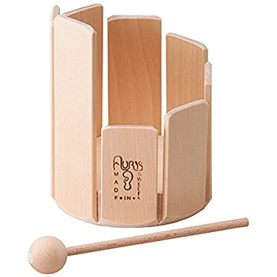 Auris Stirring Zylophone Drum, Classic: Toys & Games