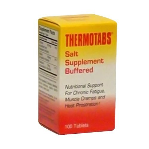 Thermotabs Buffered - THERMOTABS BUFFERED SALT TAB 100Tablets