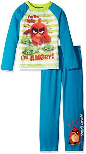 Angry Birds Boys 2pc Sleepwear