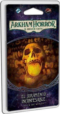 Fantasy Flight Games Arkham Horror el Juramento inconfesable ...