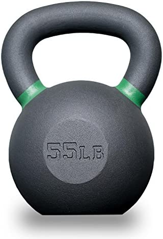 REP FITNESS LB Kettlebells for Strength Training and HIIT Workouts, 5-100 lb Options