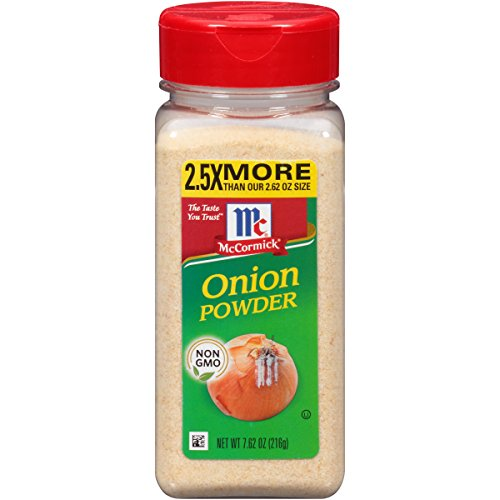 McCormick Onion Powder, 7.62 OZ (Pack of 1)