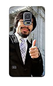Galaxy S5 Case Cover Manny Pacquiao Case - Eco-friendly Packaging