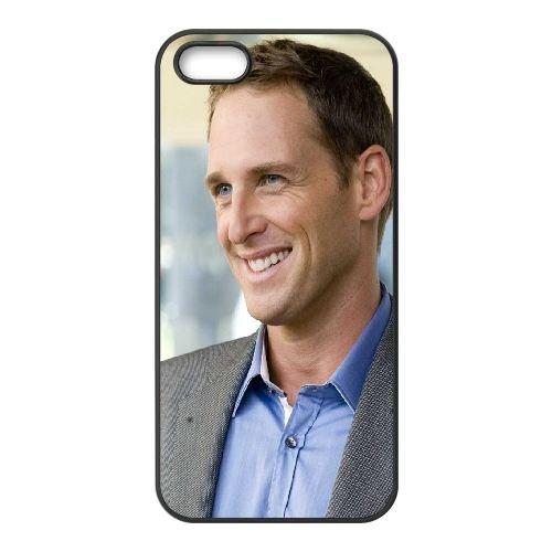 Josh Lucas Actor Man Smiling Blue Eyed Celebrity coque iPhone 5 5S cellulaire cas coque de téléphone cas téléphone cellulaire noir couvercle EOKXLLNCD24944