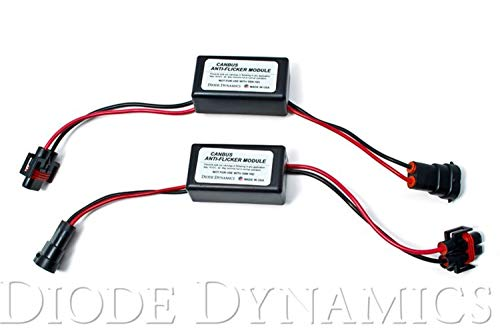 CANBUS Anti-Flicker Modules (Pair) 9006/9012/9005/H10 Diode Dynamics