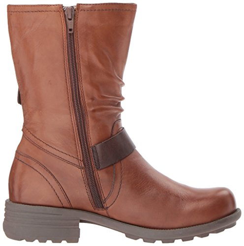 Leather Hill Cobb Boot Brunswick Rockport Boot Collection Women's Almond Av658Z