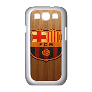 Futbol Club Barcelona S-N-Y3032842 Samsung Galaxy S3 I9300 Phone Back Case Personalized Art Print Design Hard Shell Protection