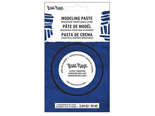 Brea Reese Ultramarine Blue Modeling Paste - Pack of 24