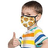Gerichy 10PC Kids Reusable Face Bandanas Washable