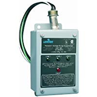 Leviton 32120-DY3 120/208 Volt 3-Phase Wye Or Delta, Surge Panel, DHC and X10 Compatible, 80Ka L-N Max Surge Current