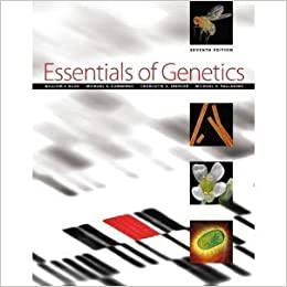 Essentials of genetics with study guide and solutions manual 7th essentials of genetics with study guide and solutions manual 7th edition 7th edition fandeluxe Image collections