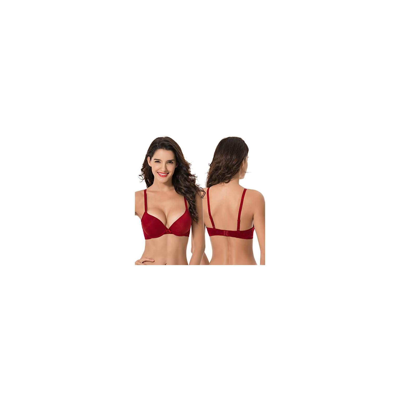 :Womens Gala Bras Perfectly Fit Unpadded Underwired Soft