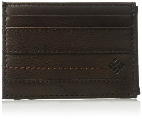 Columbia Men's Rfid Blocking Wide Magnetic Front Pocket Wallet