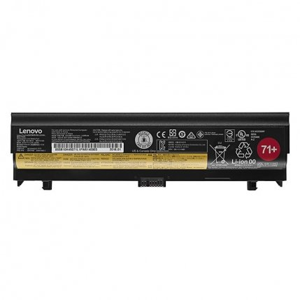 ery 71+ - Notebook Battery - Li-Ion - 48 WH - Black ()
