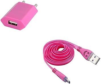 Pack Cargador para Alcatel 1S 2019 Smartphone Micro USB (Cable ...