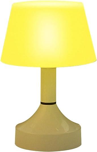 Lámpara De Escritorio con Protección Ocular Amarilla